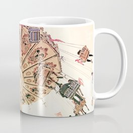 Happy Swinging Coffee Mug