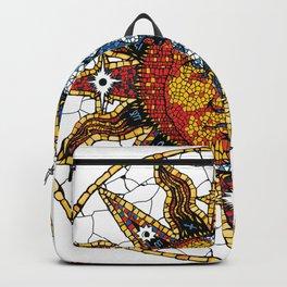 Celestial Mosaic Sun and Moon COASTER Backpack