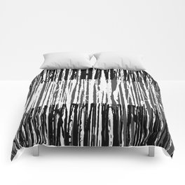 Abstract Composition 691 Comforters