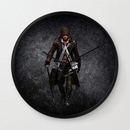 assassins - assassins Wall Clock