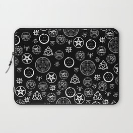 Occult Noir Laptop Sleeve