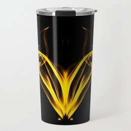 Fountain Of Gold Travel Mug