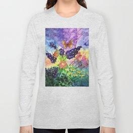 Bluebonnet Bouquet Long Sleeve T-shirt