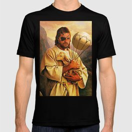 Venom Jesus Snake - parody T-shirt