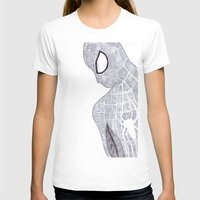 superhero T-shirts featuring superhero by Art_By_Sarah