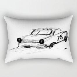 Muscle Car -  No. 28 Rectangular Pillow