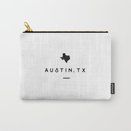 Austin, TX Carry-All Pouch