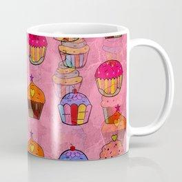 Cupcake Popart by Nico Bielow Coffee Mug