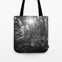 the smiths Tote Bags featuring To see earing The Smiths by Tiago Perestrelo