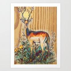 Nature Spirit Art Print