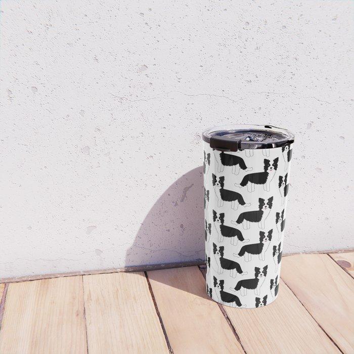 I love my Border Collie Travel Mug