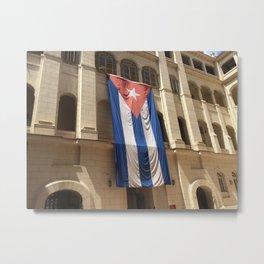 Cuba IV Metal Print