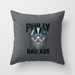 Philadelphia Eagle Throw Pillow