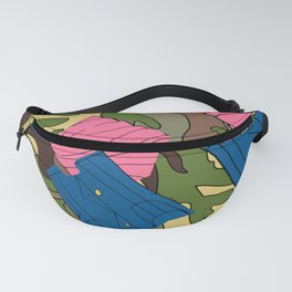 Army Girl Clothing Fanny Pack