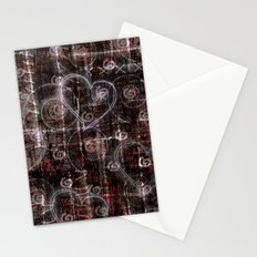 pattern abstract #1 Stationery Cards