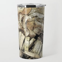 Pot Pouri Travel Mug
