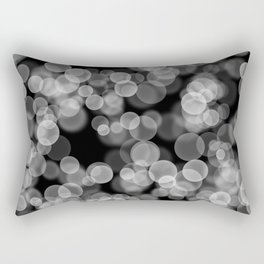 Night Lights Rectangular Pillow