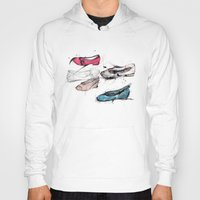 shoes Hoodies featuring Shoes by ARTDJG