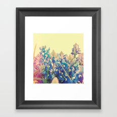 Mixed emotions! Framed Art Print