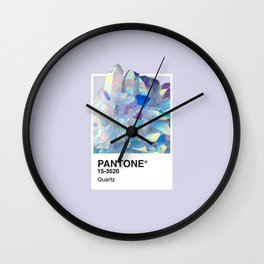 PANTONE SERIES – QUARTZ Wall Clock