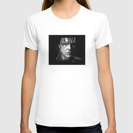 the Reluctant Hero T-shirt