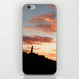 Carlton Hill iPhone Skin