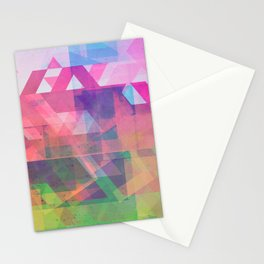 Coming Through in Waves II Stationery Cards