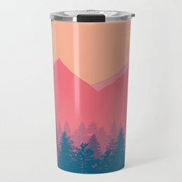 The Calm Before The Storm Travel Mug