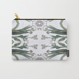 Forget Me Nots Study Carry-All Pouch