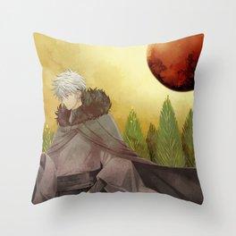 Fruits Basket   Throw Pillow