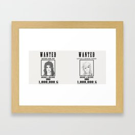WANTED Deluxe Edition  Framed Art Print