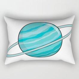 Uranus Icon Rectangular Pillow