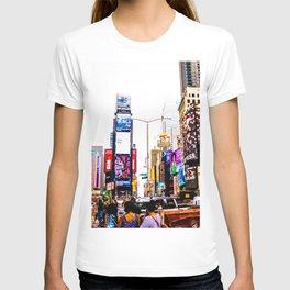 Times Squared T-shirt