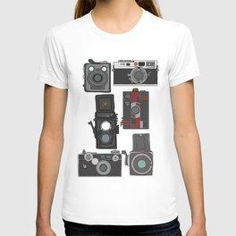Cameras T-shirt