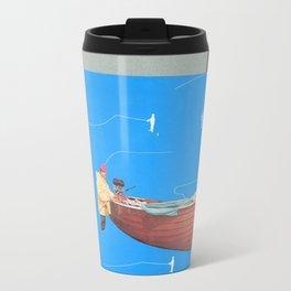 Aquatic Huntsman Travel Mug