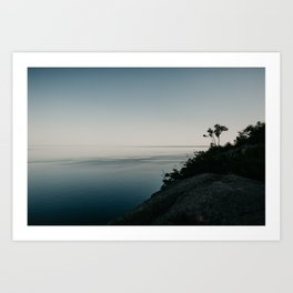 Palisade Head, Minnesota | Nature and Landscape Photography Art Print