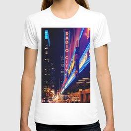 New York City Neon Jungle T-shirt