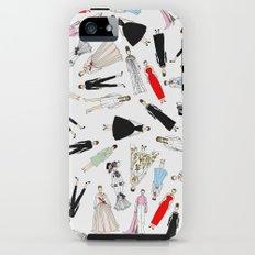 Audrey Hepburn Circle Fashion Tough Case iPhone SE