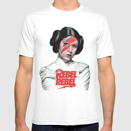 Leia Rebel Rebel T-shirt