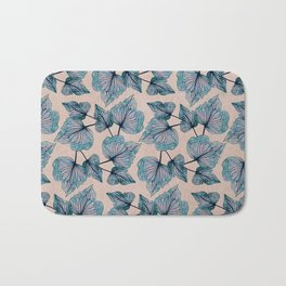 Exotic Foliage I Bath Mat