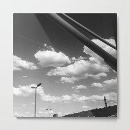 #159Photo #176 #Clouds #Pretoria / #BeautifulSolitude Metal Print