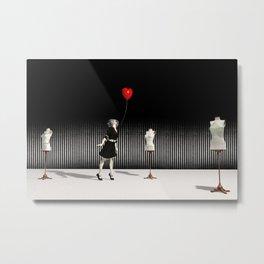 Love - Surreal Art Metal Print