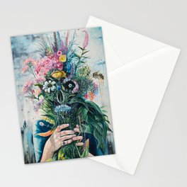 The Last Flowers Stationery Cards