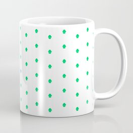 Cupcakes (Multi Green) Coffee Mug