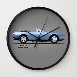 The 365 GTS Wall Clock