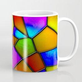 clown stained glass Coffee Mug