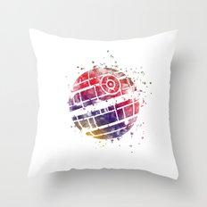 Star . Wars Death Star Throw Pillow