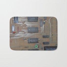 1980's Church Carols Programmer Circuit Board Bath Mat
