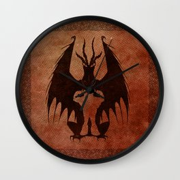 you're not just another sword Wall Clock
