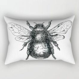 Busy Bee Rectangular Pillow